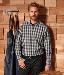 Premier Mulligan Check Long Sleeve Shirt image