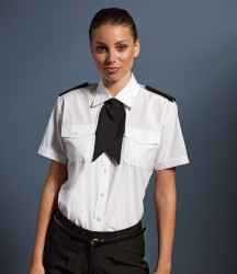 Premier Ladies Short Sleeve Pilot Shirt image
