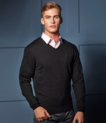 Premier Essential Acrylic V Neck Sweater image