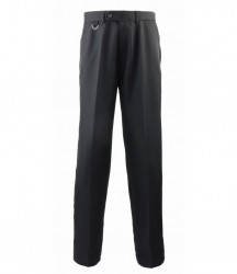 Premier Flat Fronted Hospitality Trousers image