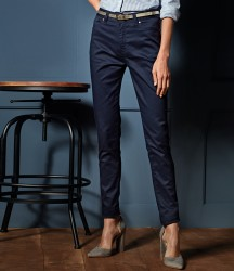 Premier Ladies Performance Chino Jeans image