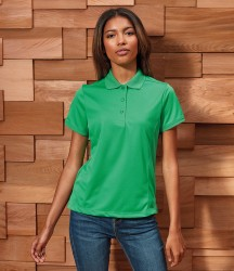 Premier Ladies Coolchecker® Piqué Polo Shirt image