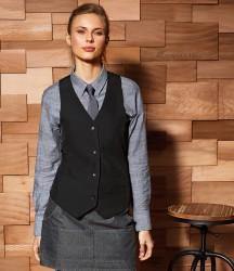 Premier Ladies Lined Waistcoat image