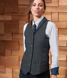 Premier Ladies Herringbone Waistcoat image