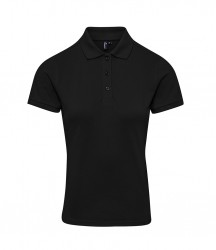 Premier Ladies Coolchecker® Plus Piqué Polo Shirt image