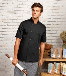 Premier Short Sleeve Chef's Jacket image