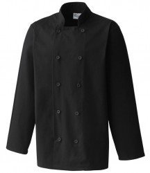 Image 5 of Premier Long Sleeve Chef's Jacket