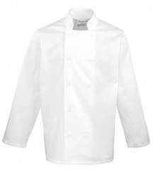 Image 3 of Premier Long Sleeve Chef's Jacket