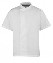 Premier Short Sleeve Chef's Tunic image