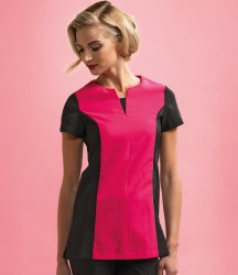 Premier Ladies Peony Short Sleeve Tunic image