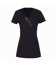 Premier Ladies Rose Short Sleeve Tunic image