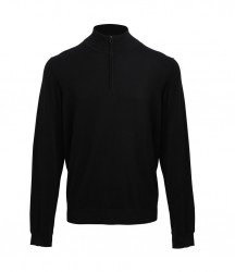Premier Zip Neck Sweater image
