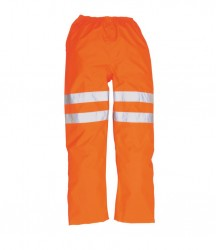 Portwest Hi-Vis GO/RT Traffic Trousers image