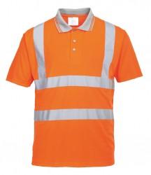 Portwest Hi-Vis Polo Shirt image