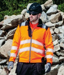 Portwest PW3 Hi-Vis Soft Shell Jacket image