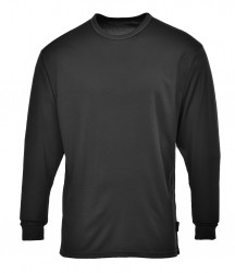 Portwest Long Sleeve Thermal Base Layer Top image