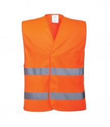 Portwest Hi-Vis Two Band Vest image