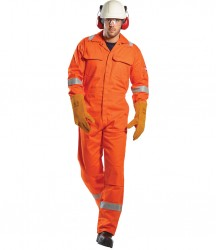 Portwest Bizweld™ Flame Resistant Iona Coverall image