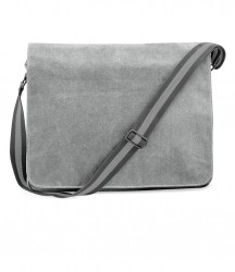 Quadra Vintage Canvas Despatch Bag image