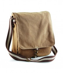 Quadra Vintage Canvas Messenger image