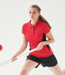 Regatta Activewear Ladies Salt Lake Piqué Polo Shirt image
