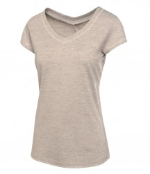 Regatta Activewear Ladies Ashrama V Neck T-Shirt image