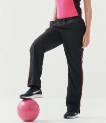 Regatta Activewear Ladies Athens Contrast Tracksuit Pants image