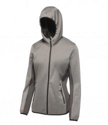 Regatta Activewear Ladies Amsterdam Soft Shell Jacket image
