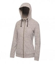 Regatta Activewear Ladies Montreal Hooded Fleece Jacket image