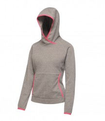 Regatta Activewear Ladies Narada Fleece Hoodie image
