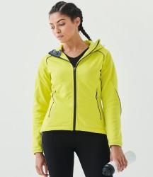 Regatta Activewear Ladies Helsinki Soft Shell Stretch Jacket image