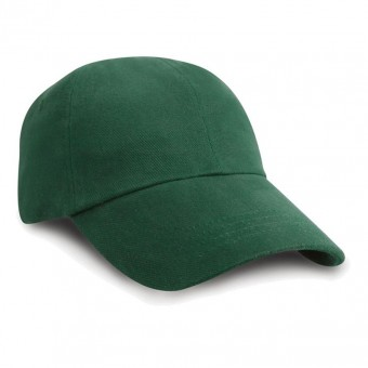 Result Kids Low Profile Heavy Brushed Cotton Cap image