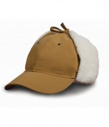 Result Faux Sheepskin Hat image