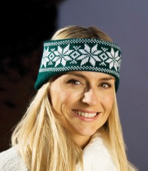 Result Fair Isles Head Warmer image