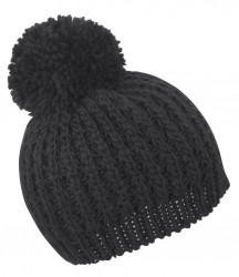 Result Knitted Flute Hat image