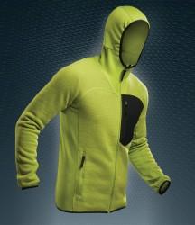 Regatta X-Pro Coldspring Hybrid Hooded Fleece Jacket image
