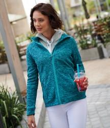 Regatta Ladies Thornly Marl Fleece Jacket image