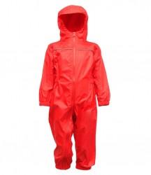 Regatta Kids Paddle Rain Suit image