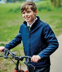 Regatta Kids Classmate Soft Shell Jacket image