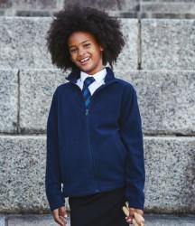 Regatta Kids Brigade II Micro Fleece Jacket image