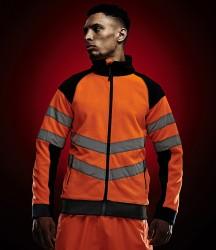 Regatta Hi-Vis Pro Contrast Fleece Jacket image