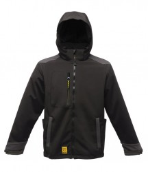 Regatta Hardwear Enforcer Soft Shell Jacket image
