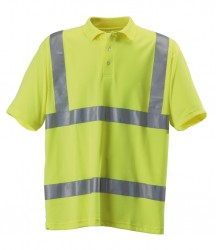 Regatta Hardwear Hi-Vis Polo Shirt image