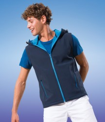Regatta Standout Arley Hooded Soft Shell Bodywarmer image