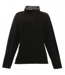 Regatta Standout Ladies Ashville Zip Neck Micro Fleece image