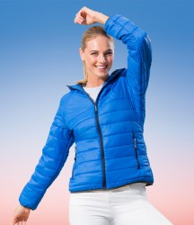 Regatta Standout Ladies Acadia Down-Touch Padded Jacket image