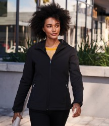 Regatta Ladies Arley II Hooded Soft Shell Jacket image