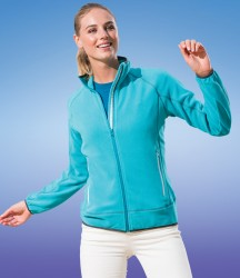 Regatta Standout Ladies Ashmore Contrast Fleece Jacket image