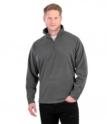 Result Core Zip Neck Micro Fleece image