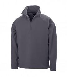Image 3 of Result Core Zip Neck Micro Fleece